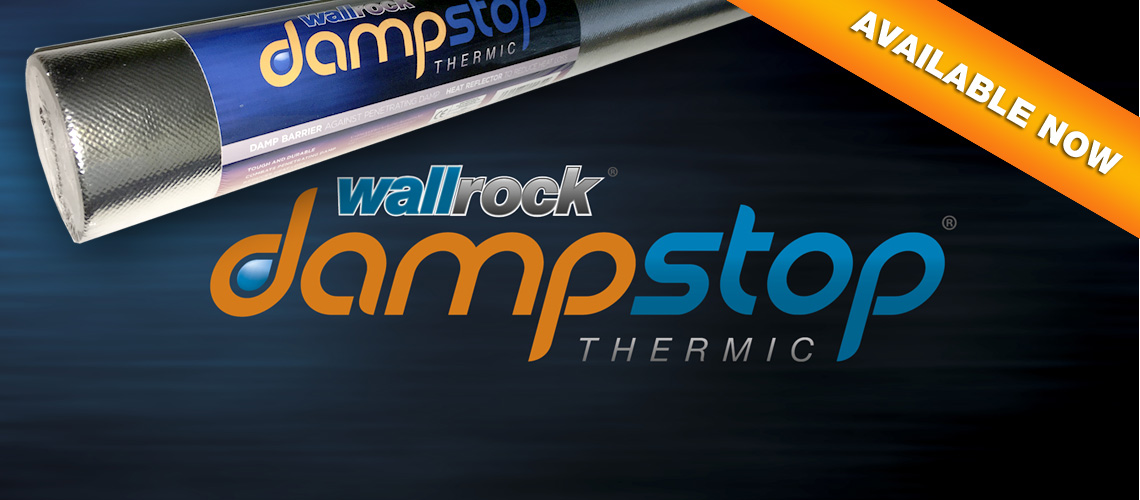 Wallrock DampStop Thermic from Erfurt MAV