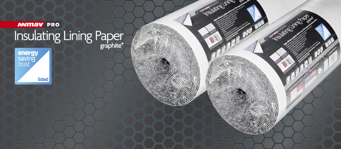 Insulating Liner Paper Graphite Plus