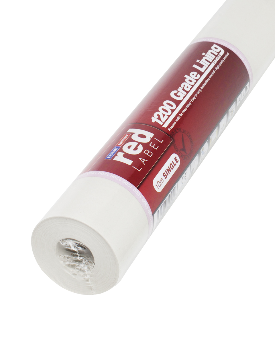 Red Label Lining Paper 1200 Grade