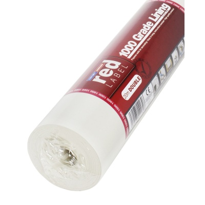 Red Label Lining Paper 1000 Grade