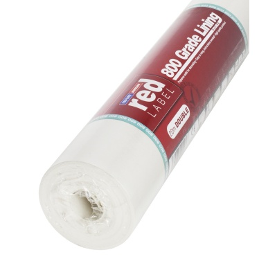 Red Label Lining Paper 800 Grade